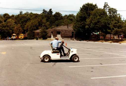 bert on cart